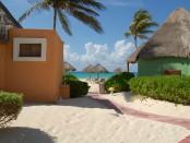 Mahekal Beach Resort, Playa del Carmen, Mexico