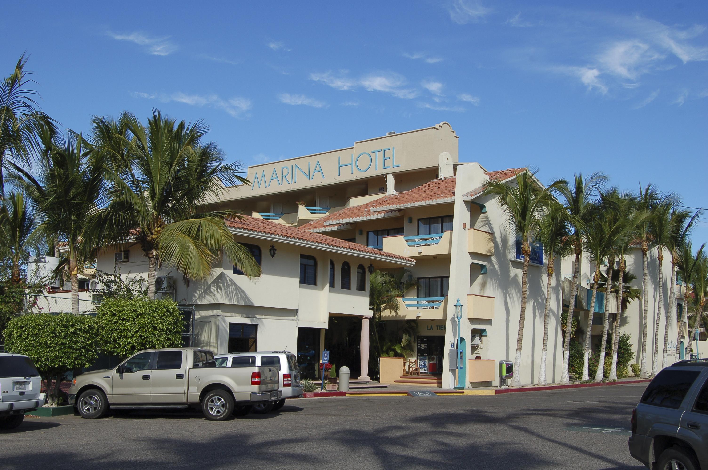 Hotel Marina, La Paz, Baja Sur