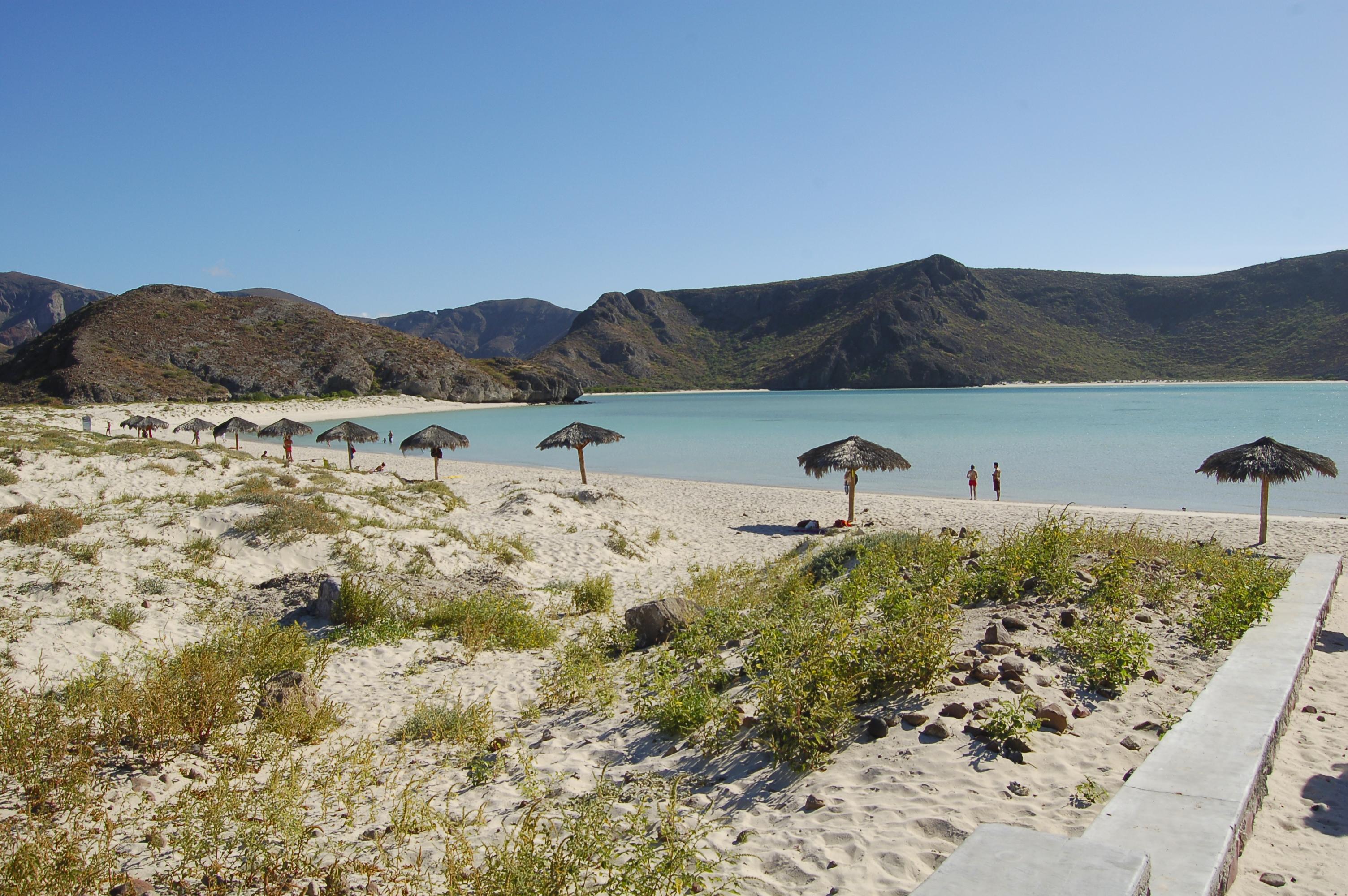 Balandra Beach, La Paz, Baja Sur