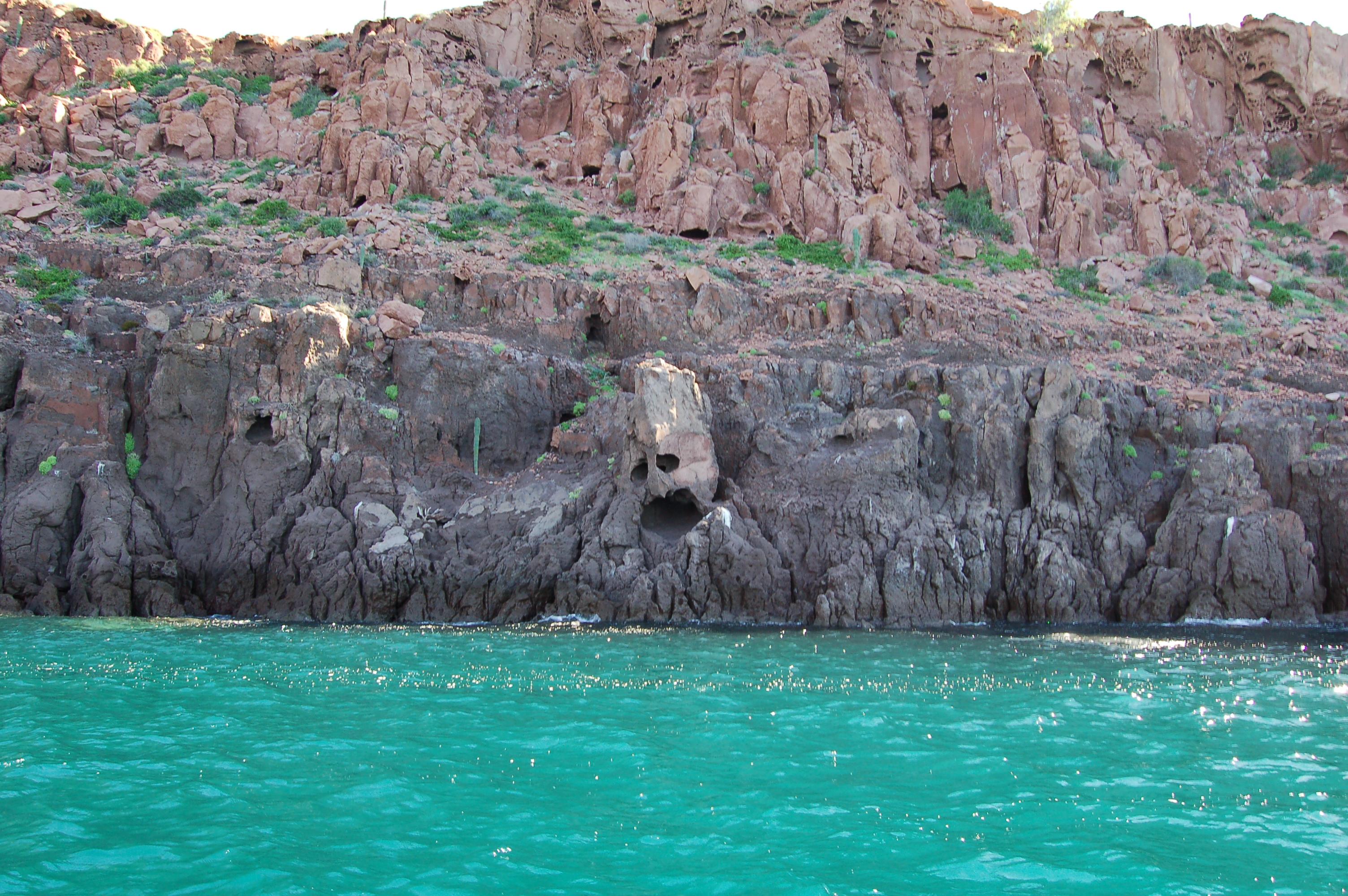 Masca de Espiritu Santo, La Paz