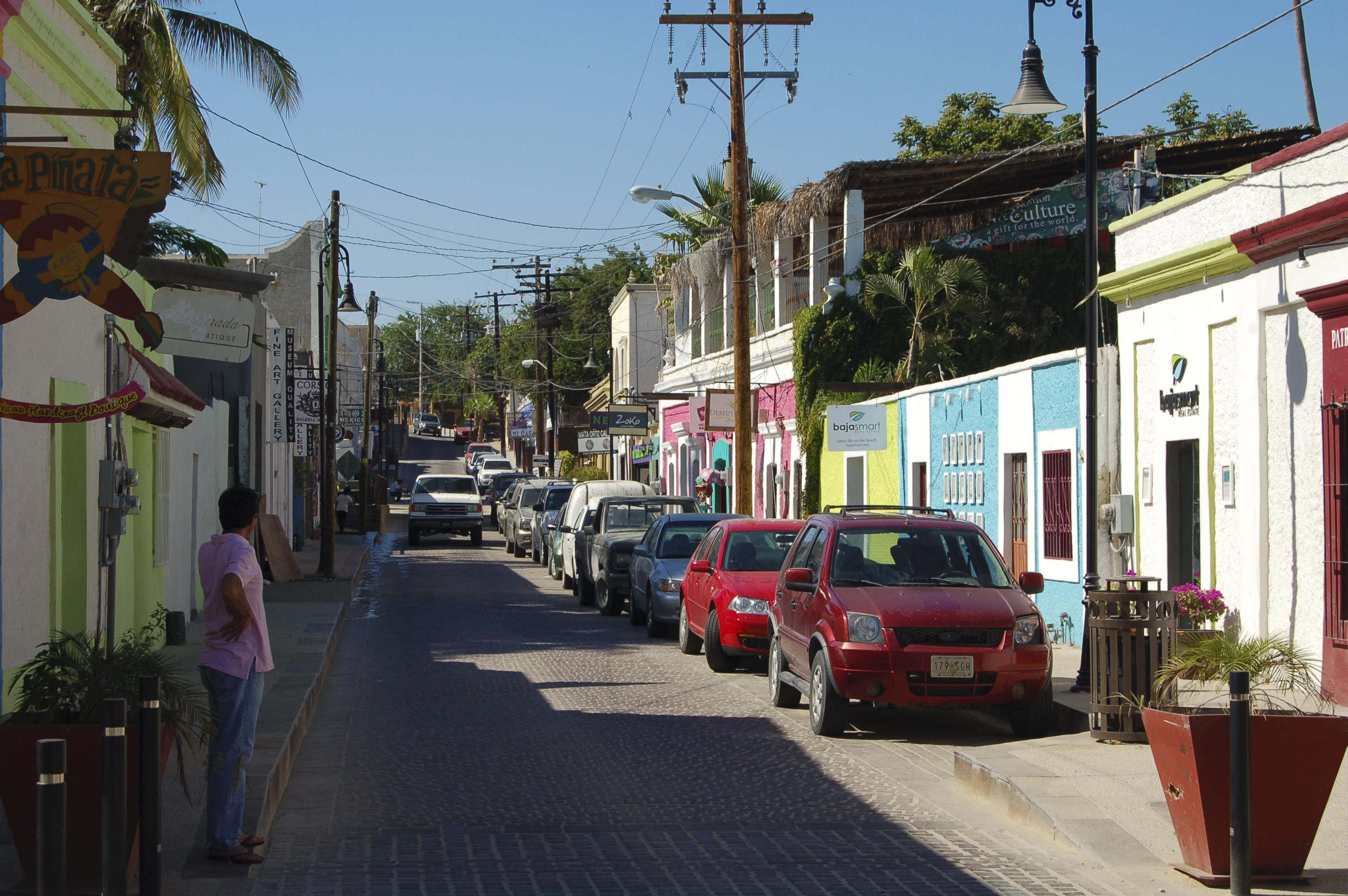 San Jose del Cabo Centro