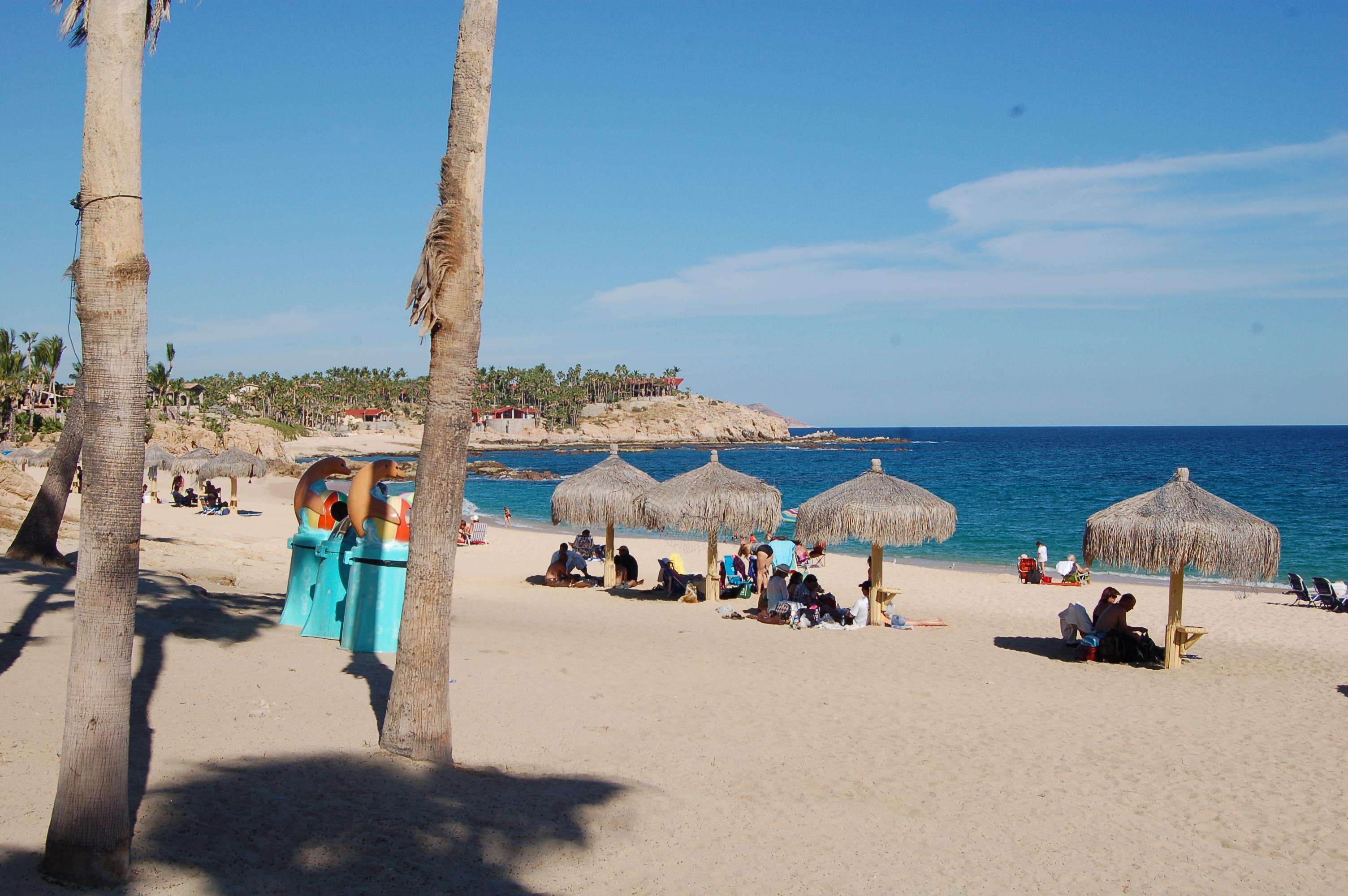 Playa Chileno, Los Cabos Corridor