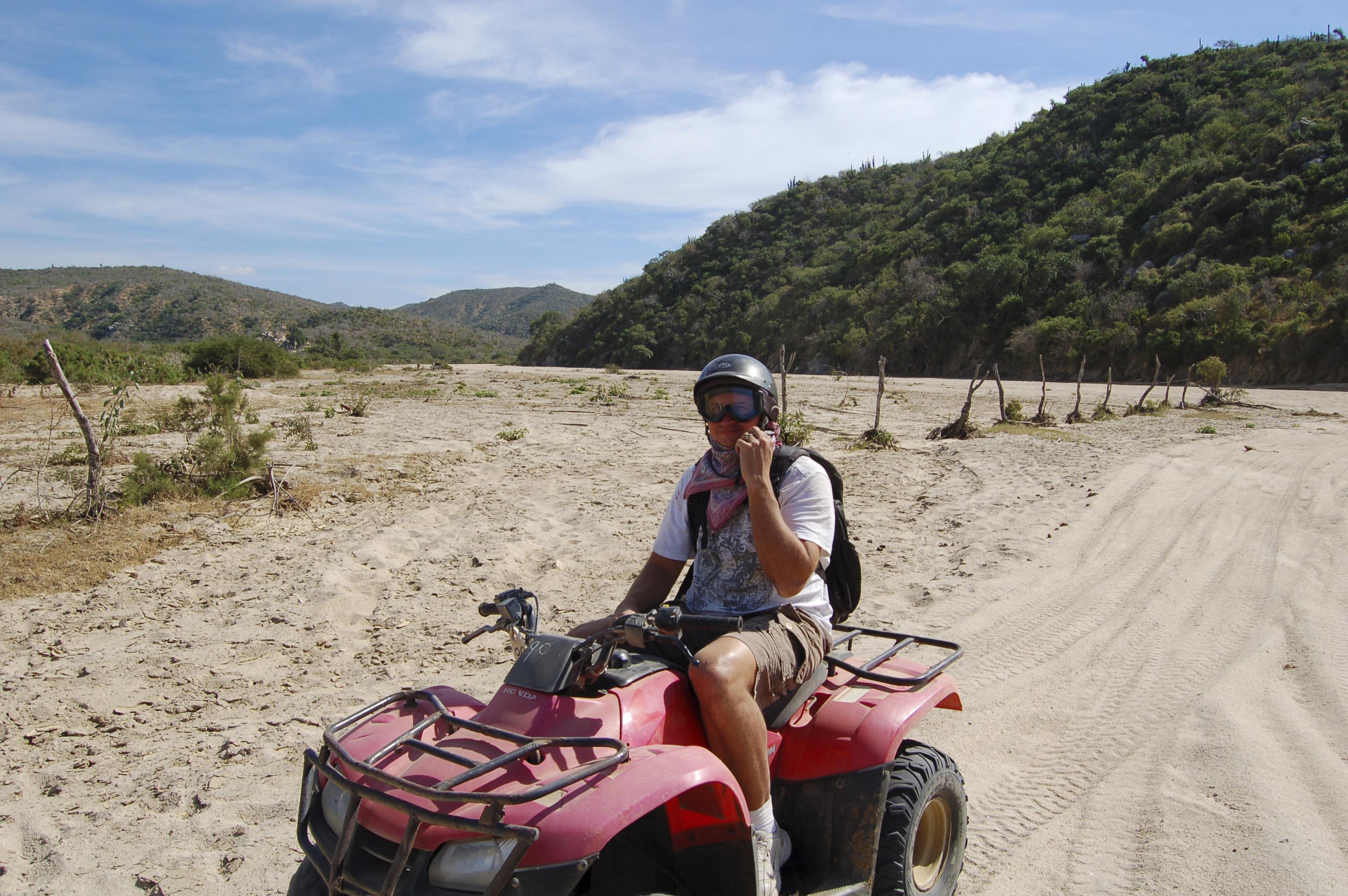 Cactus ATV Tours, Los Cabos