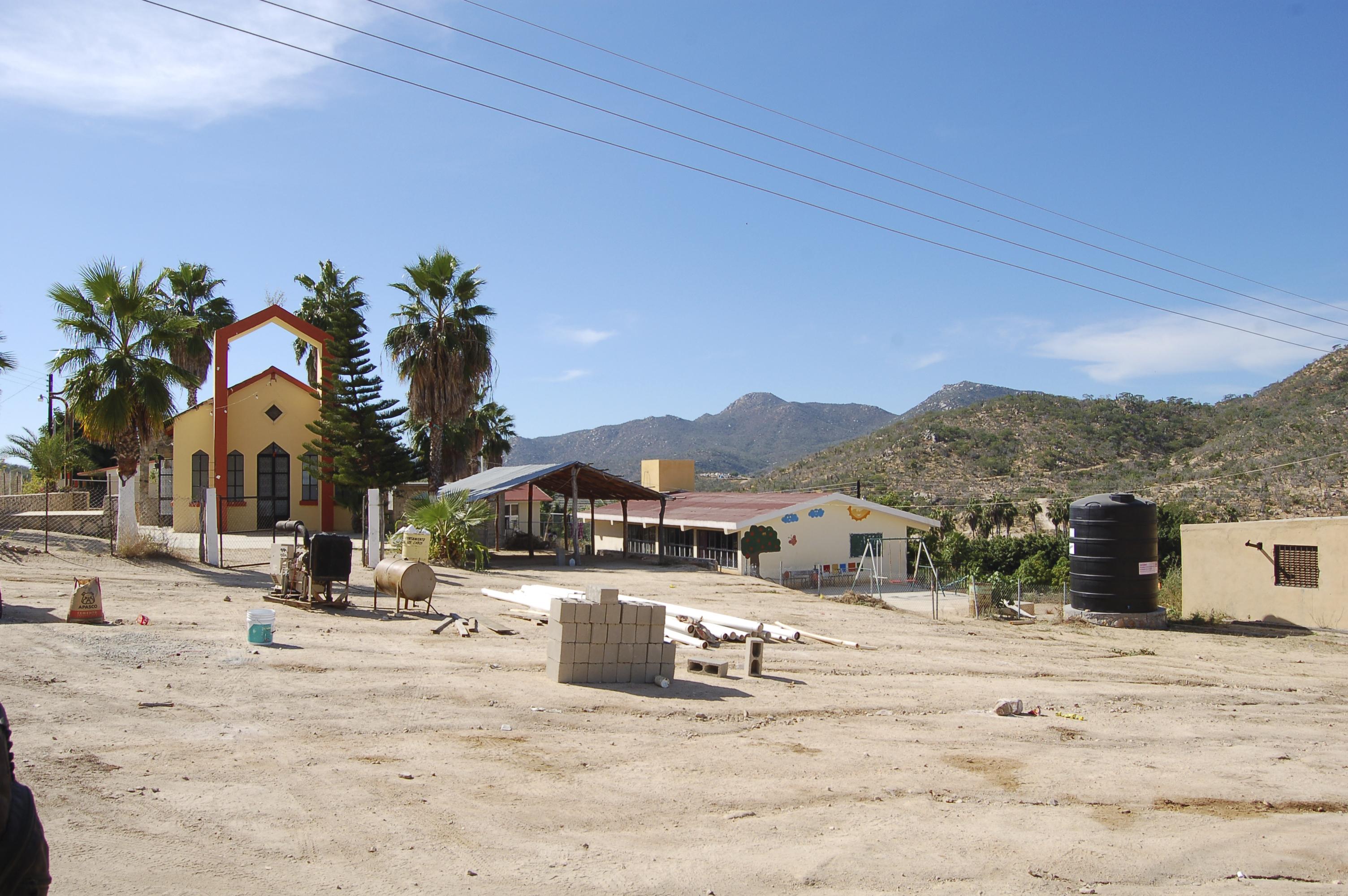 Candelaria, Baja Sur