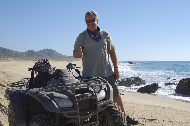 El Gringo, Playa Migrino, Los Cabos