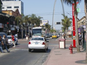 Avenida Revolucion, Tijuana, Baja California, Mexico