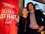 Chowzter, The World's Tastiest Fast Feasts 2014, London, England, UK