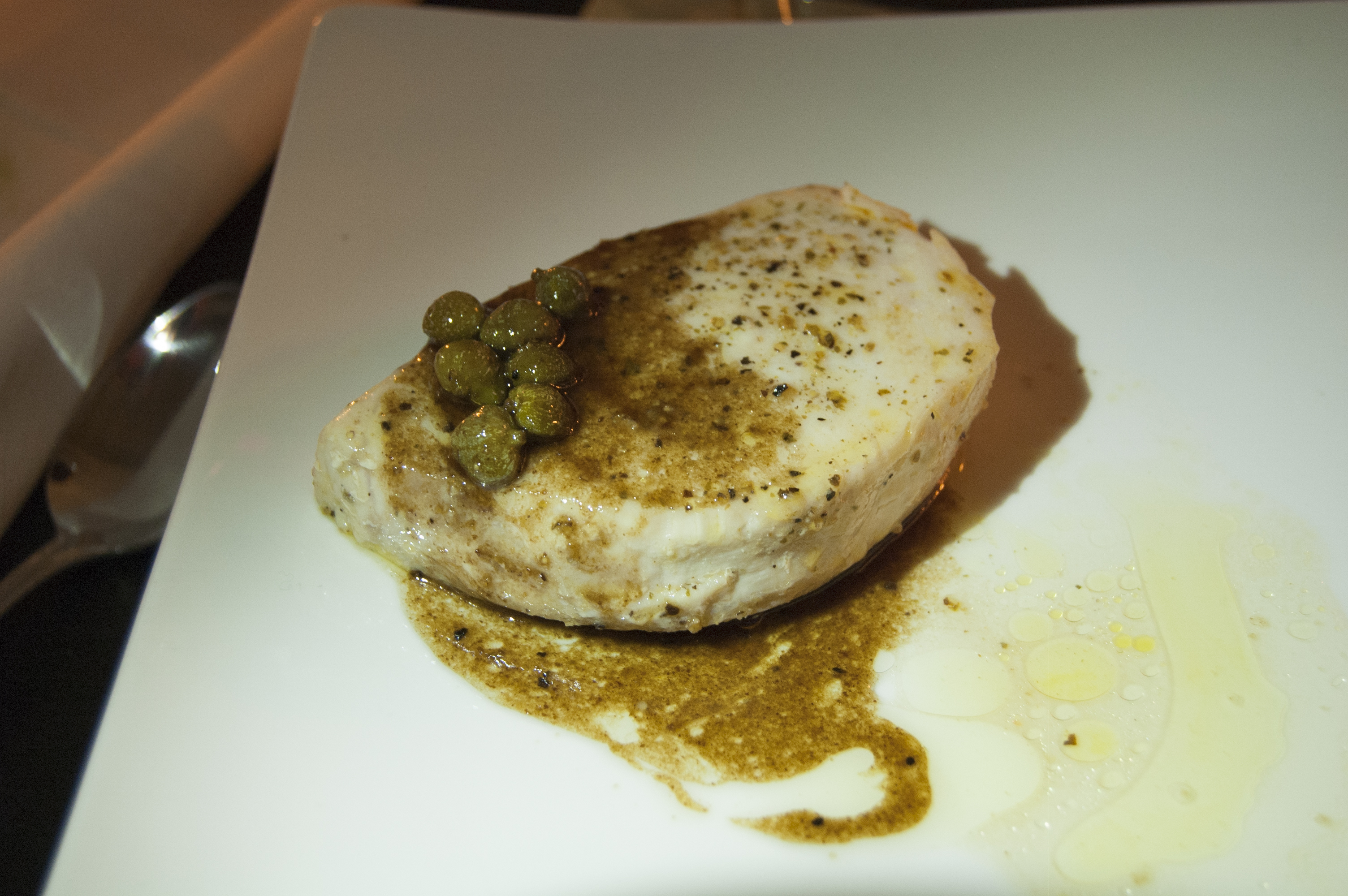 Swordfish with Butter & Squash