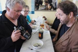 A Gringo in Mexico, Food Celebrity Portraits www.AGringoInMexico.com