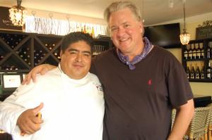 Mario Medina, Finch's Wine Bar & Bistro, La Jolla, California, US