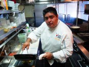 Mario Medina, Finch's Bistro & Wine Bar, La Jolla, California
