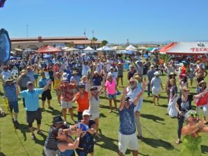 San Felipe International Blues and Arts Fiesta 2015, San Felipe, Baja California, Mexico