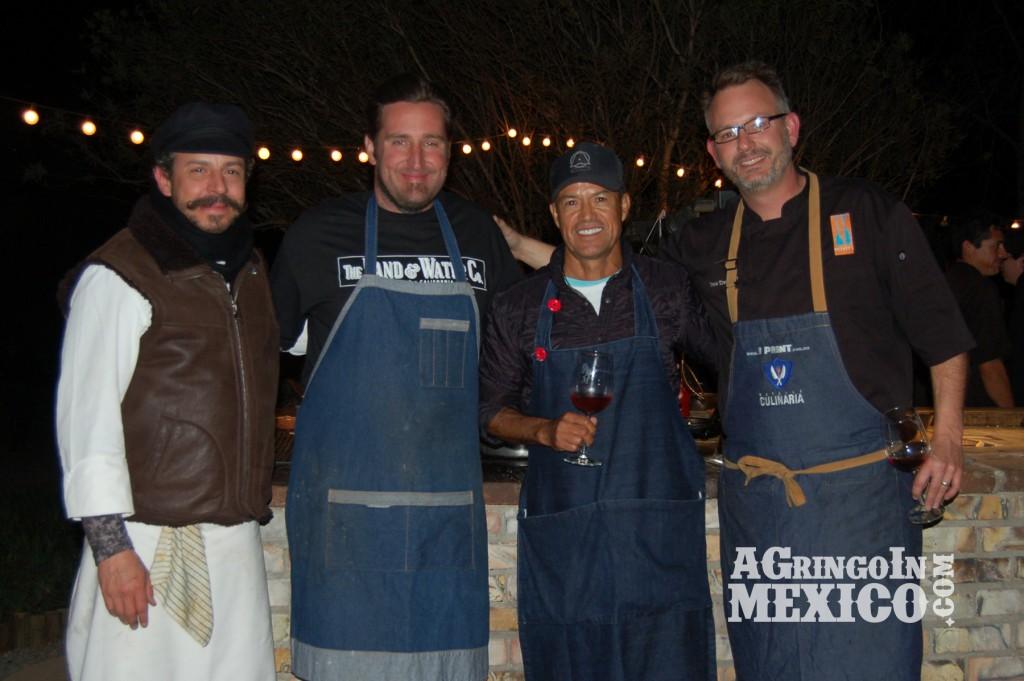 Drew Deckman, Deckman's El Mogor, Mogor Badan, Valle de Guadalupe, Baja California, Mexico