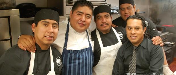 Chef Mario Medina, Bernini's Bistro, La Jolla, San Diego, California