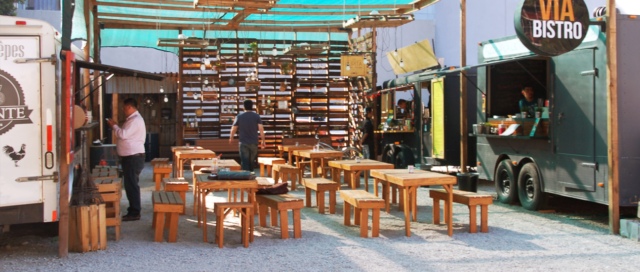 El Punto Food Trucks Tijuana