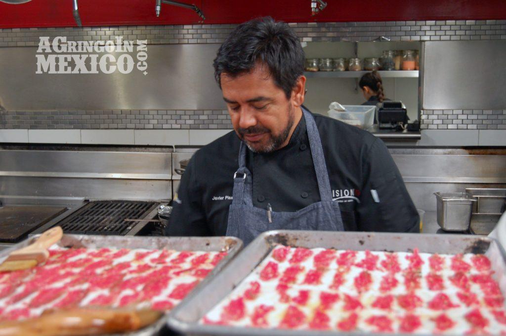 Chef Javier Plascencia, Mision 19, Tijuana, Baja California, Mexico