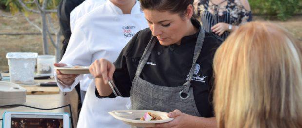 Female Chefs in Baja California, La Cocina que Canta, Rancho La Puerta, Tecate, Baja California, Mexico