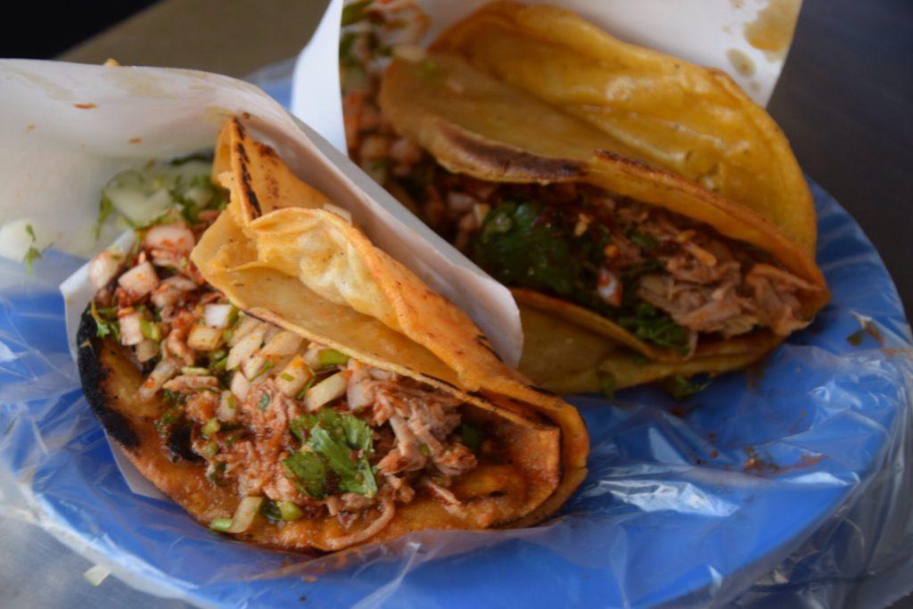 Campechanataco at Tacos Fitos, Tijuana, Baja California, Mexico