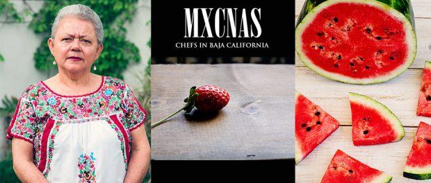 Sergio Muñoz, Cintia Soto, MXCNAS, Mexican Female Chefs, Baja California, Mexico