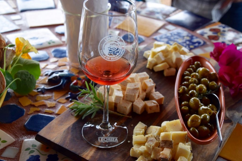 Ray Magnussen, Lechuza Winery, Valle de Guadalupe, Ensenada, Baja California, Mexico