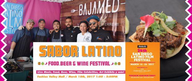 Sabor Latino, Latino Film Festival, Fashion Valley, San Diego, California