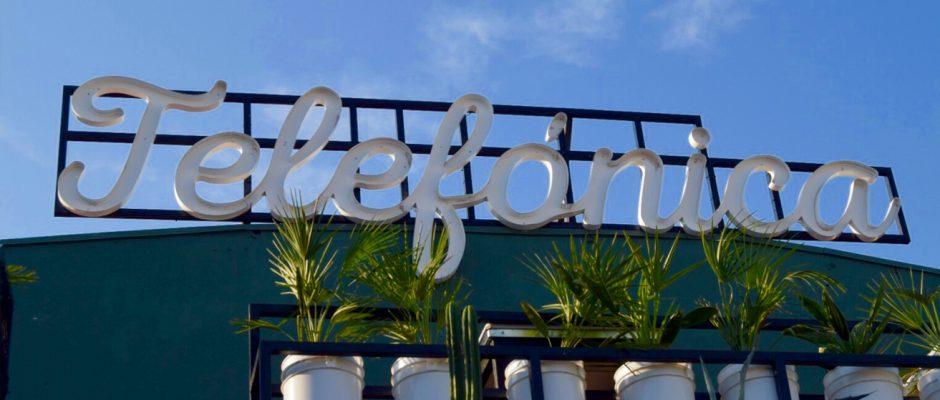 Telefonica Gastro Park, Tijuana, Baja California, Mexico