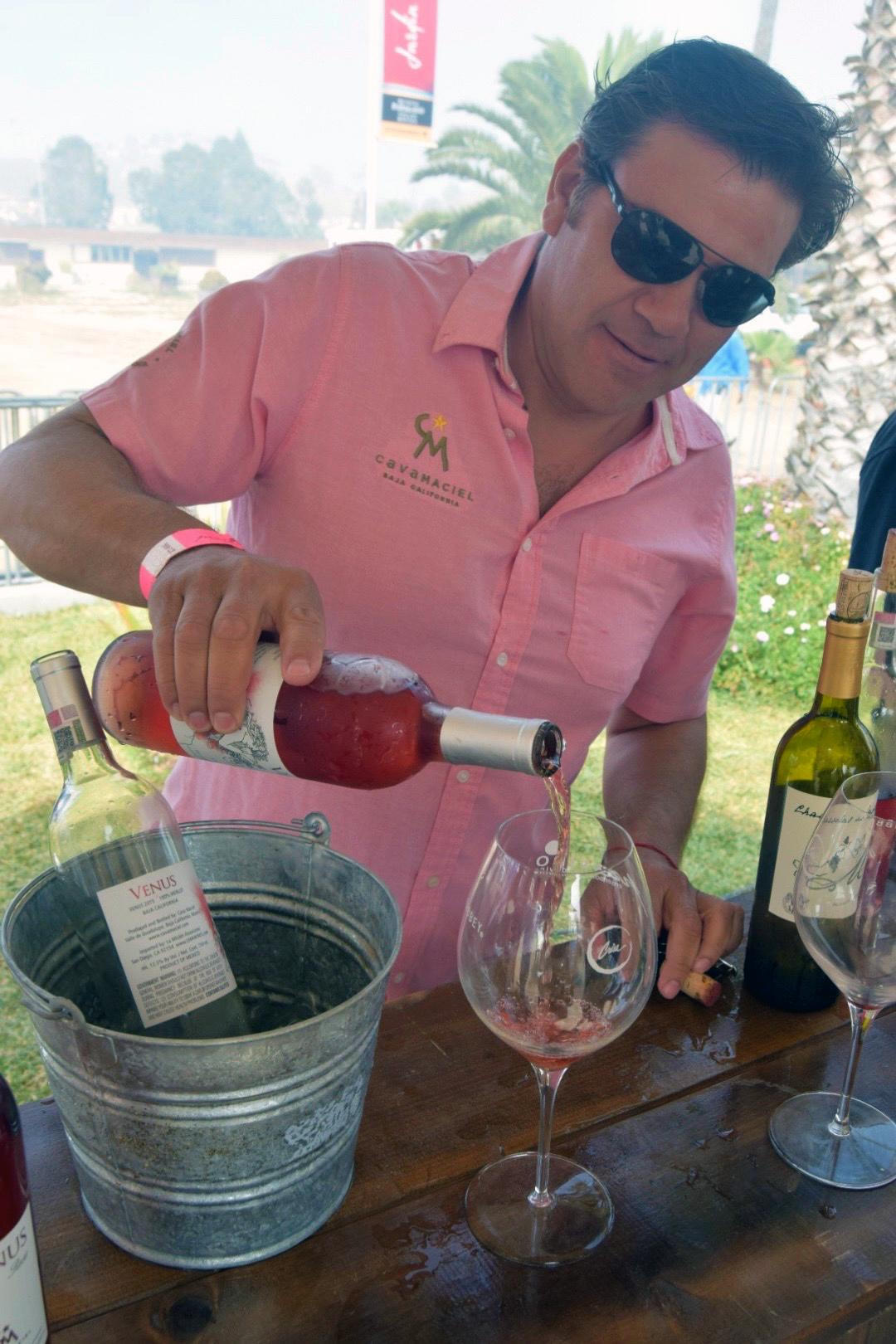 val de las Conchas y el Vino Nuevo, Ensenada, Valle de Guadalupe, Baja California, Mexico