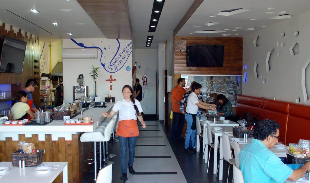 Navio Seafood, Tijuana, Baja California, Mexico