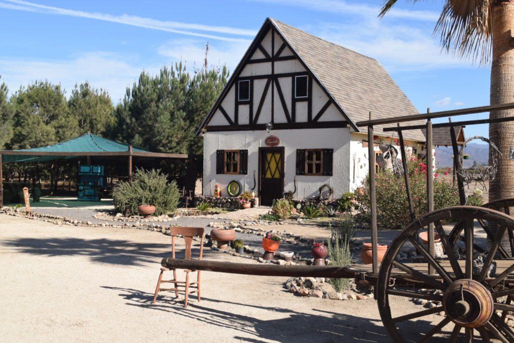 Fernabella's Pato del Horno, Francisco Zarco, Valle de Guadalupe, Baja California, Mexico