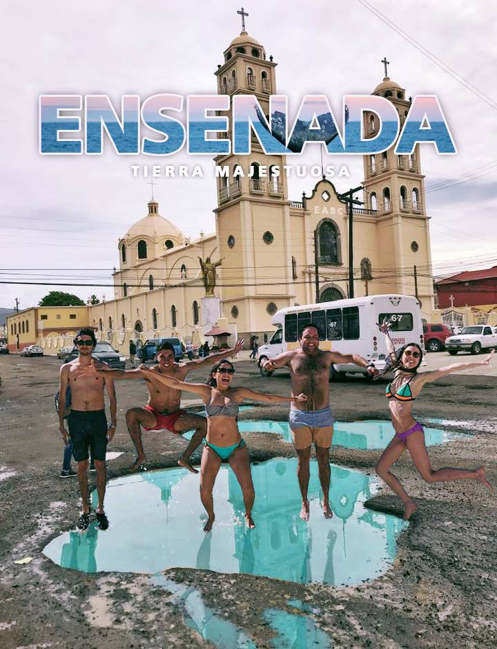 Ensenada cenotes. Photo Illustration: Erick Bio, Ensenada, Baja California, Mexico