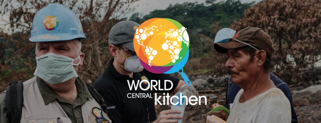 Chef Jose Andres' World Central Kitchen. Photo: worldcentralkitchen.org.