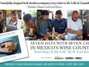 Seven Days in The Valle, W. Scott Koenig, Valle de Guadalupe, Baja California, Mexico
