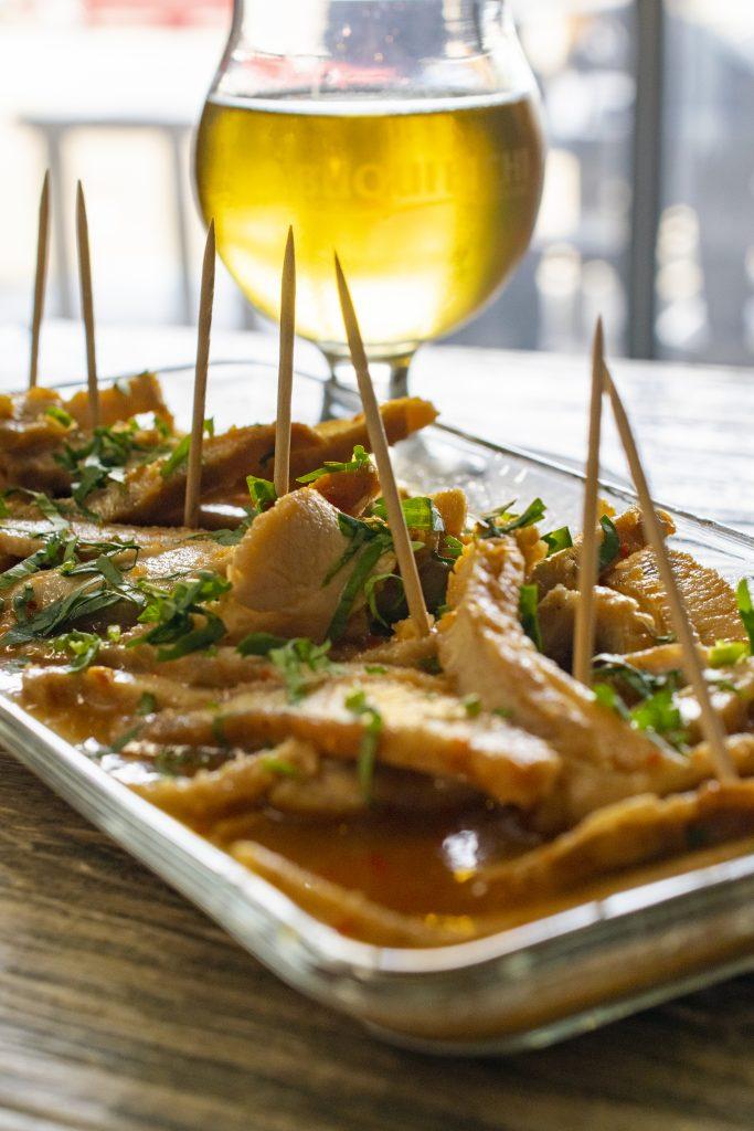 Papada at Buqui Bichi, Hermosillo, Sonora, Mexico, Sonoran Cuisine, Food in Hermosillo, Hermosillo Restaurants