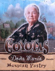 Coyotas Doña María, Hermosillo, Sonora, Mexico, Sonoran Cuisine, Food in Hermosillo, Hermosillo Restaurants