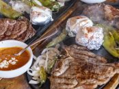 Ribeye steaks at Palominos, Hermosillo, Sonora, Mexico, Sonoran Cuisine, Food in Hermosillo, Hermosillo Restaurants