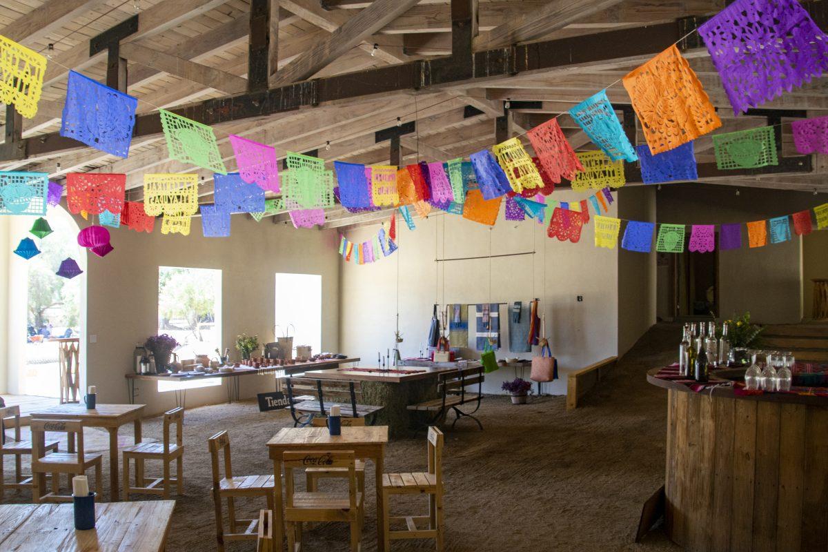 La Central, Valle de Guadalupe, Baja California, Mexico