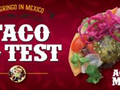 Taco Chronicles, A Gringo in Mexico, Taco IQ Test