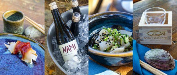 Baja Omakase, Sushi Bar, Deckman's en El Mogor, Drew Deckman, Toshi Toshi, Ensenada, Valle de Guadalupe, Baja California