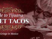 tacos, tijuana, baja california, tijuana street tacos, a gringo in mexico